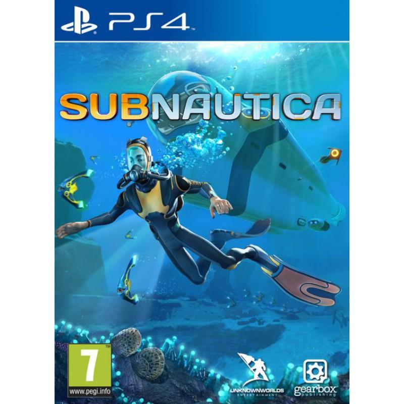 image du jeu Subnautica sur PS4