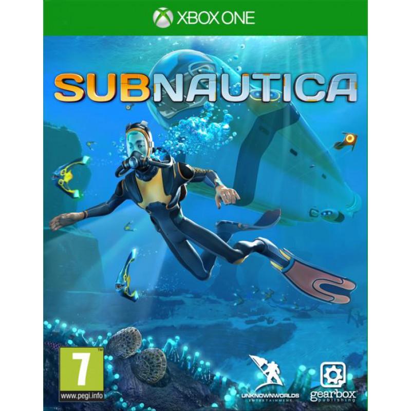 image du jeu Subnautica sur XBOX ONE