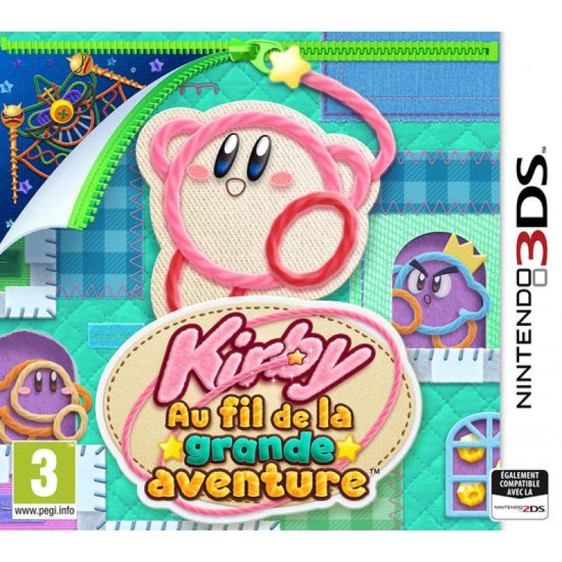 image du jeu Kirby Au Fil De La Grande Aventure sur 3DS