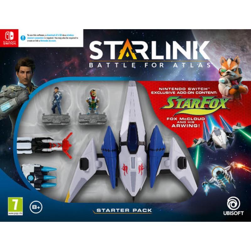 image du jeu Starlink Pack de Démarrage sur SWITCH