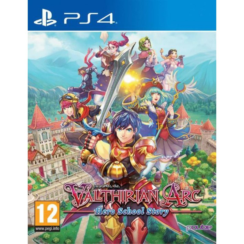 image du jeu Valthirian Arc Hero School Story Exclusivité Micromania sur PS4