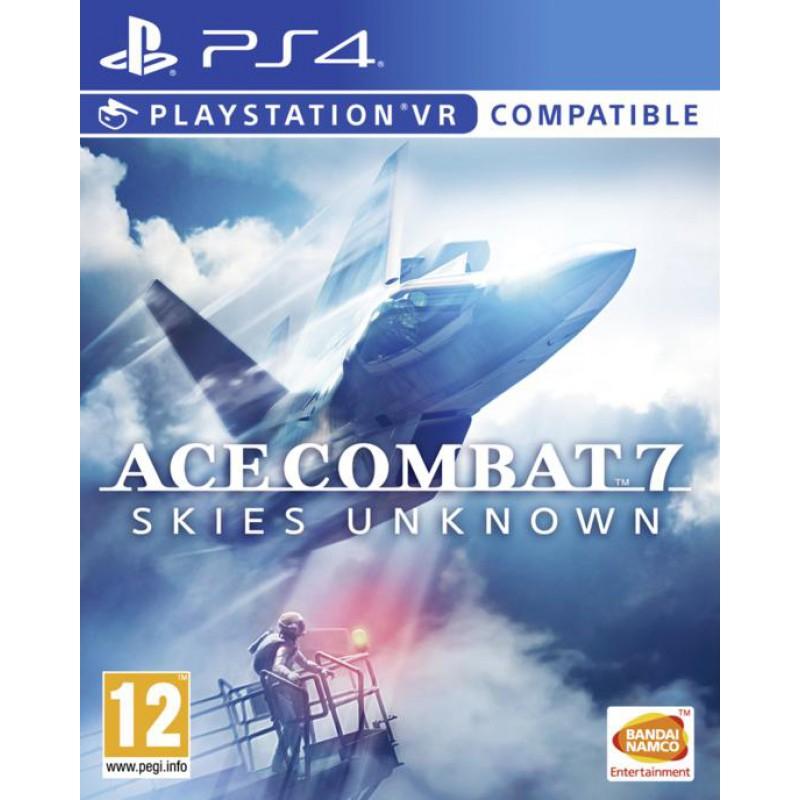 image du jeu Ace Combat 7 Skies Unknown sur PS4