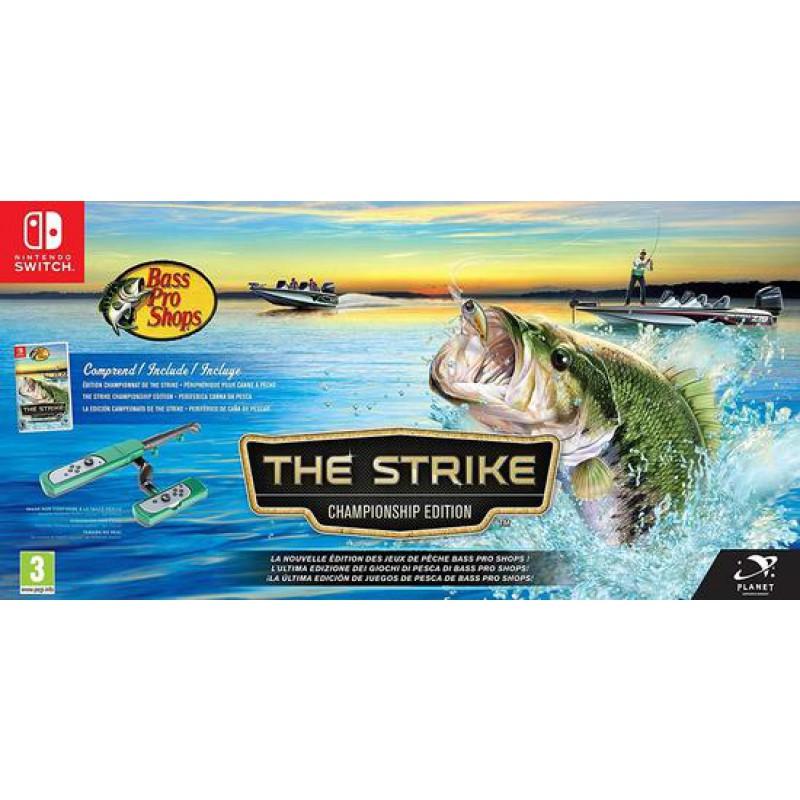 image du jeu Bass Pro Shops The Strike sur SWITCH