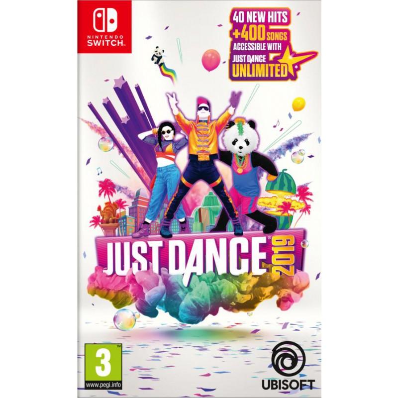 image du jeu Just Dance 2019 sur SWITCH