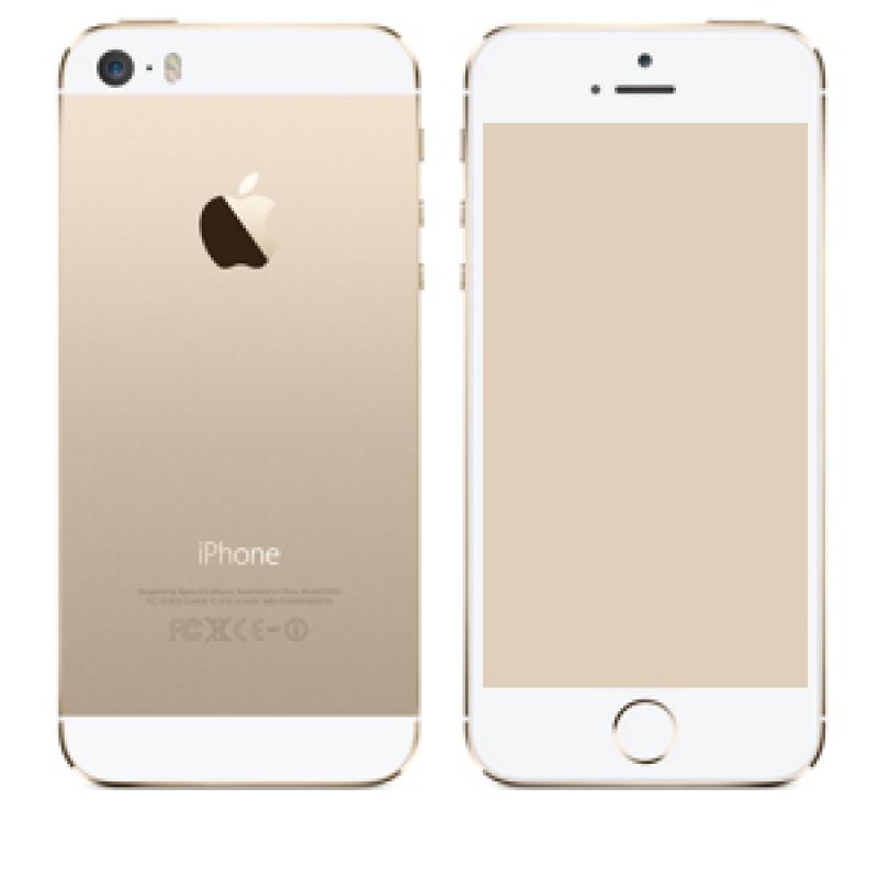 image du jeu iPhone 5S 32Go Or - Désimlocké - Très bon état sur SMARTPHONE