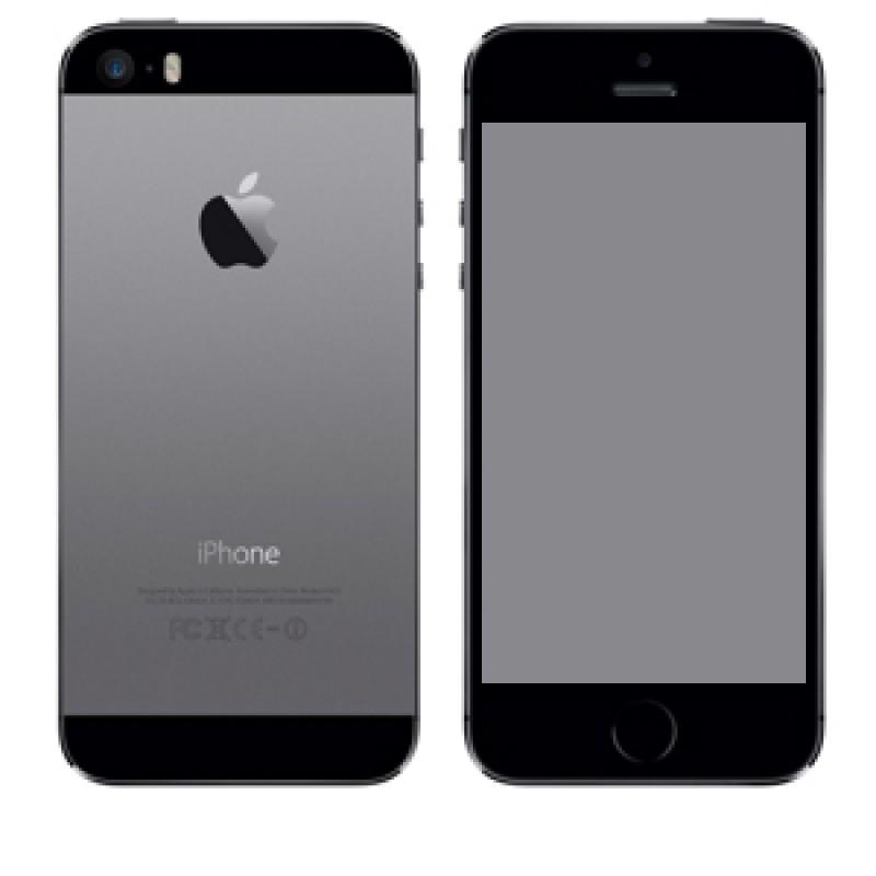 image du jeu iPhone 5S 64Go Gris Sideral - Désimlocké - Comme neuf sur SMARTPHONE