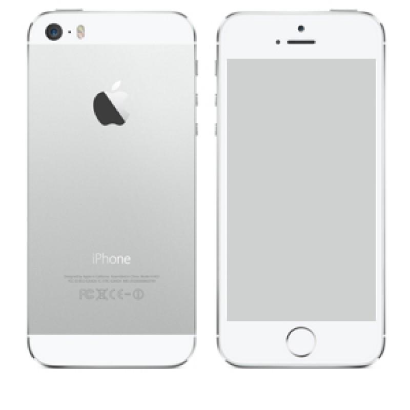 image du jeu iPhone 5S 64Go Argent - Désimlocké - Comme neuf sur SMARTPHONE