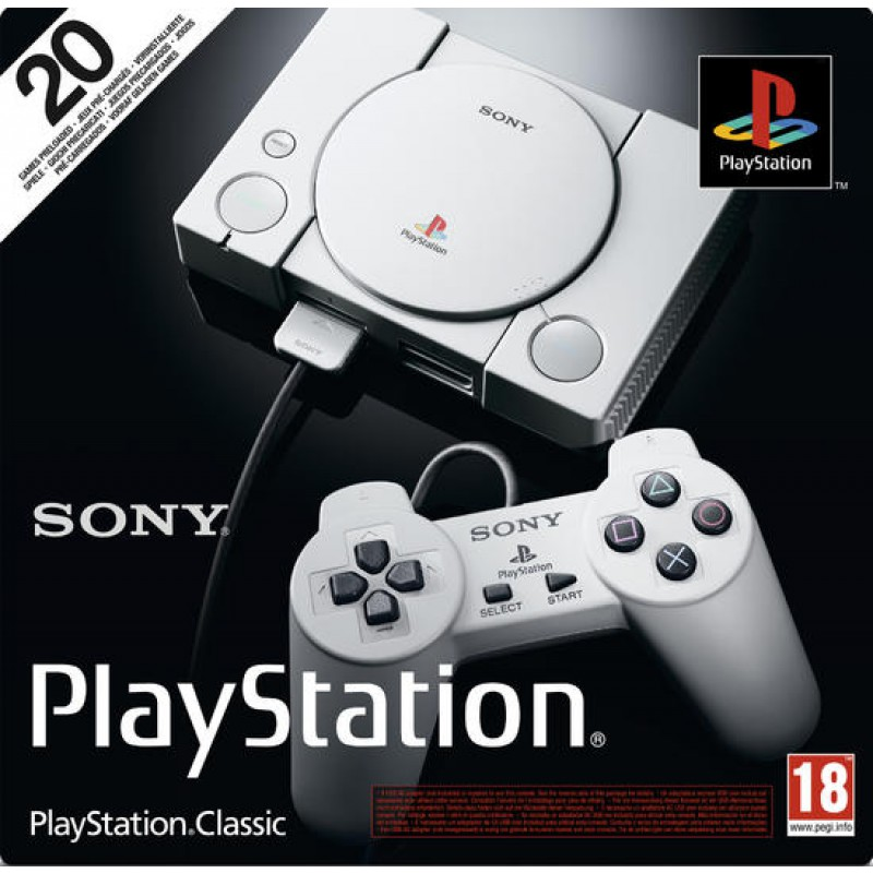 image du jeu Playstation Classic sur RETRO-GAMING