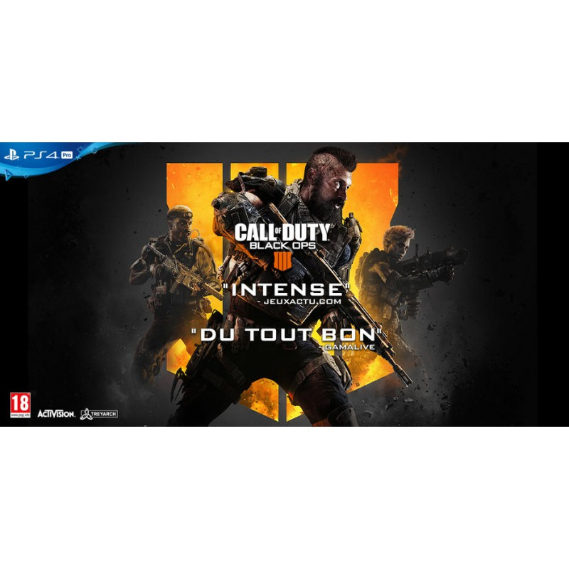Call Of Duty Black Ops IIII Specialist Edition