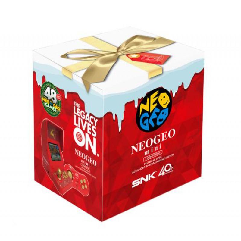 image du jeu NEOGEO Mini Christmas Limited Edition sur WII