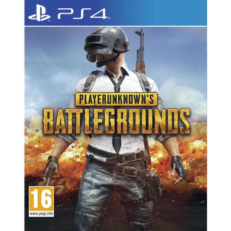 image du jeu Playerunknown's Battlegrounds (PUBG) sur PS4
