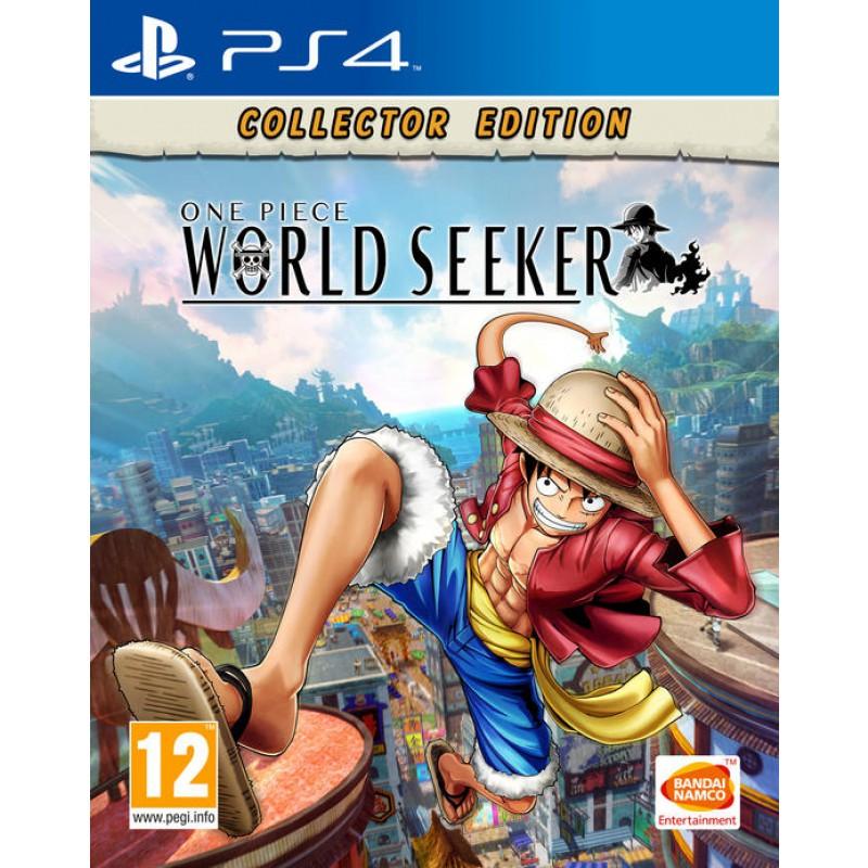 image du jeu One Piece World Seeker Collector (exclusivité Micromania) sur PS4
