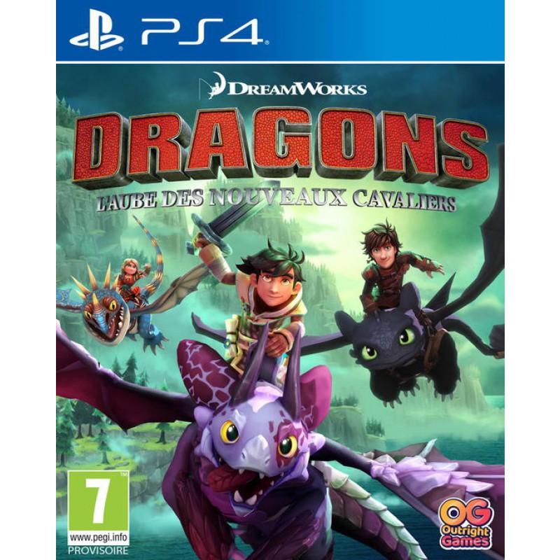 image du jeu Dragons L'aube Des Nouveaux Cavaliers sur PS4
