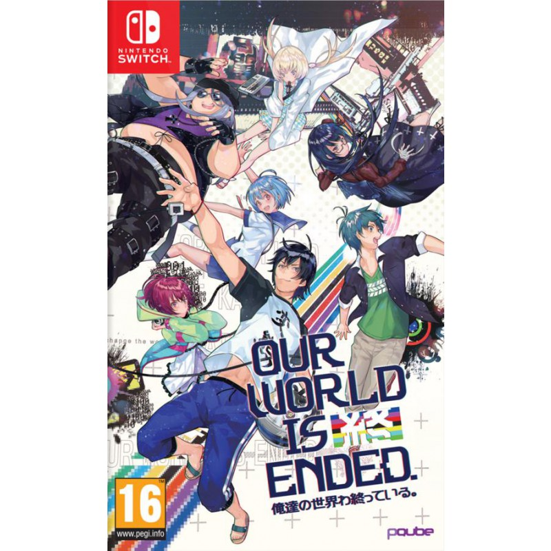 image du jeu Our World Is Ended Day One Edition sur SWITCH