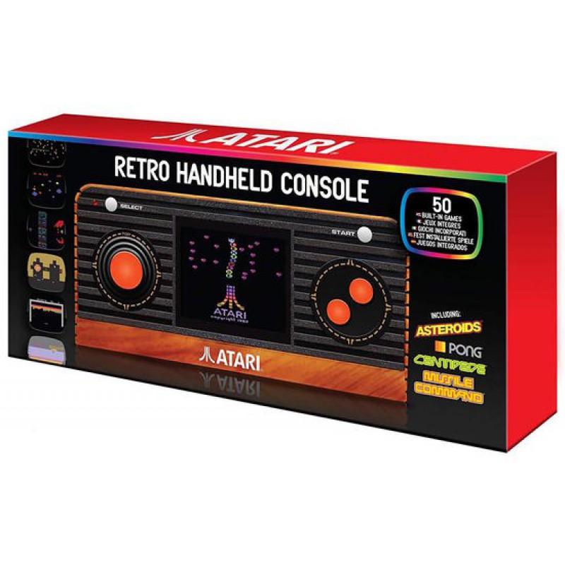 image du jeu Atari Retro Handheld sur RETRO-GAMING