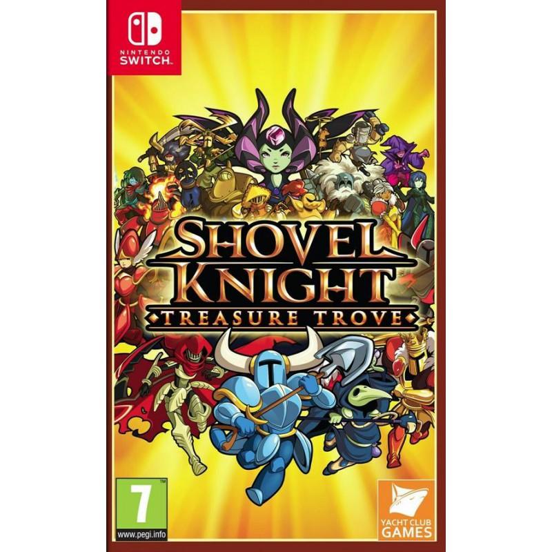 image du jeu Shovel Knight sur SWITCH