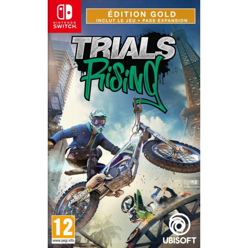 image du jeu Trials Rising Edition Gold sur SWITCH