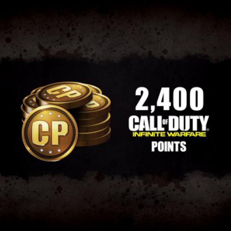 image du jeu DLC - Call of Duty Infinite Warfare 2400 Points - PS4 sur PS4