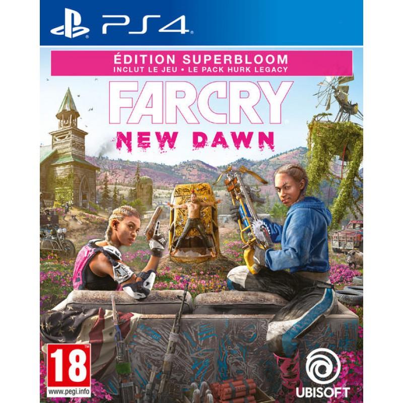 image du jeu Far Cry New Dawn Edition Superbloom sur PS4