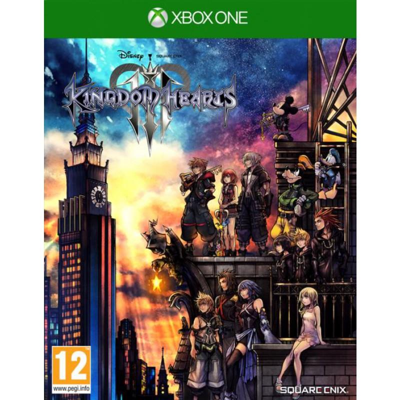 image du jeu Kingdom Hearts 3 sur XBOX ONE