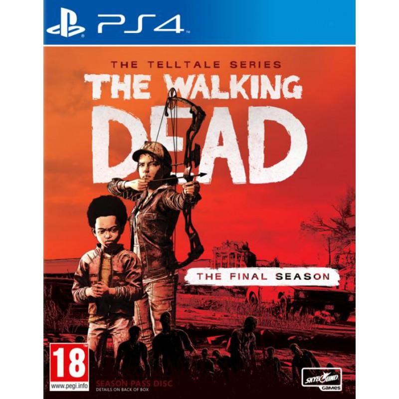 image du jeu The Walking Dead The Final Season sur PS4