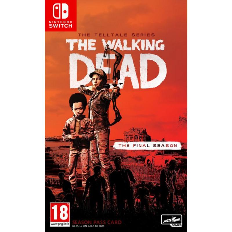 image du jeu The Walking Dead The Final Season sur SWITCH