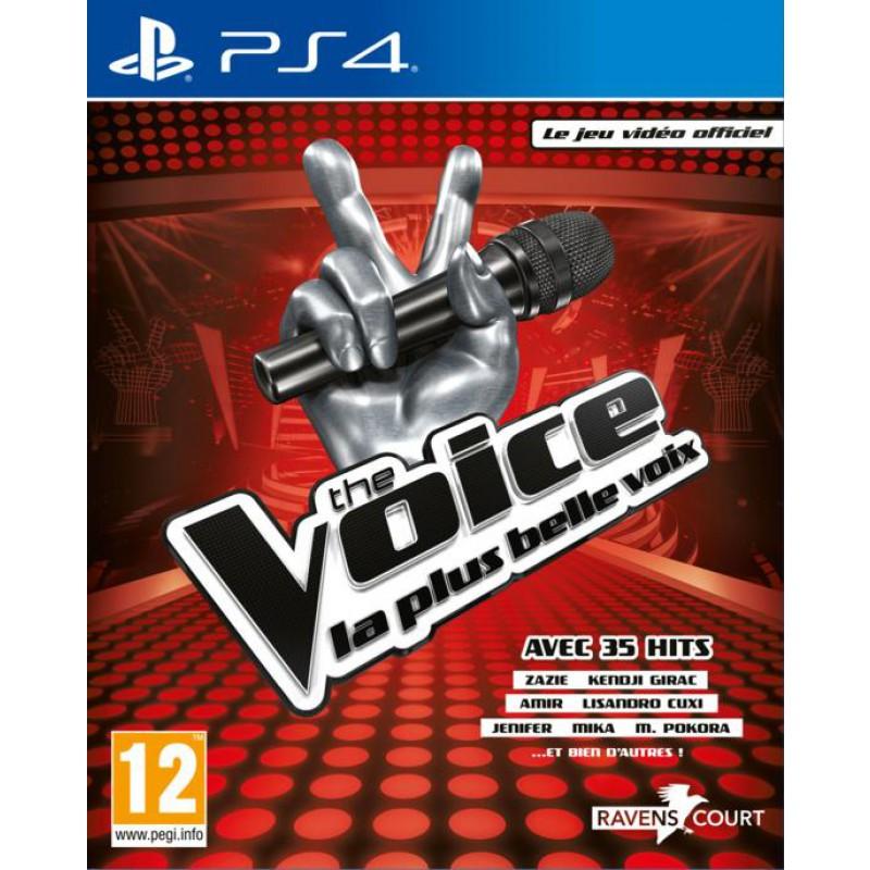 image du jeu The Voice La Plus Belle Voix 2019 sur PS4