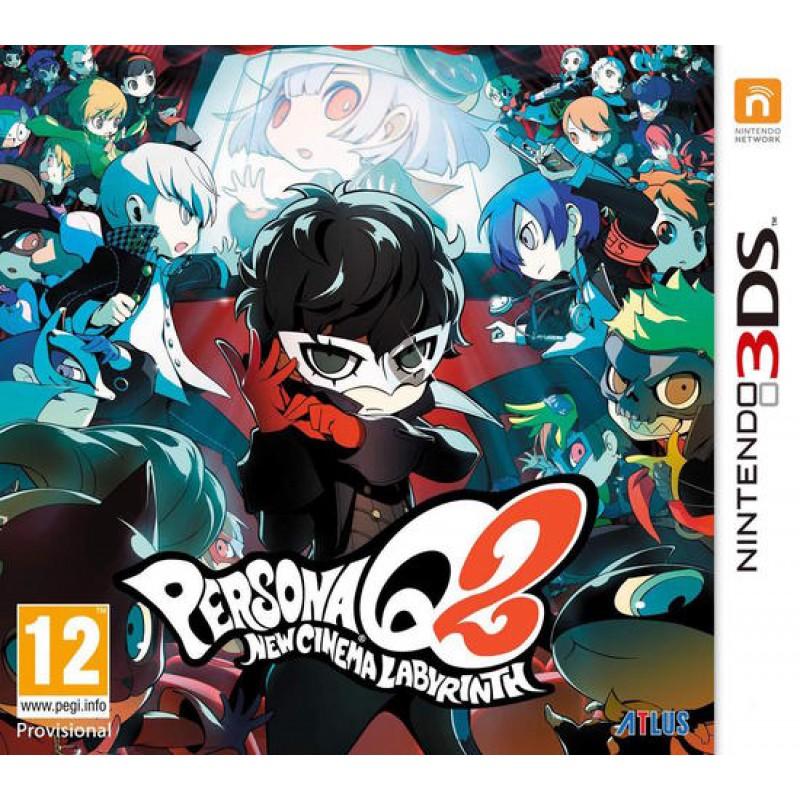 Persona Q 2 New Cinema Labyrinth 3DS