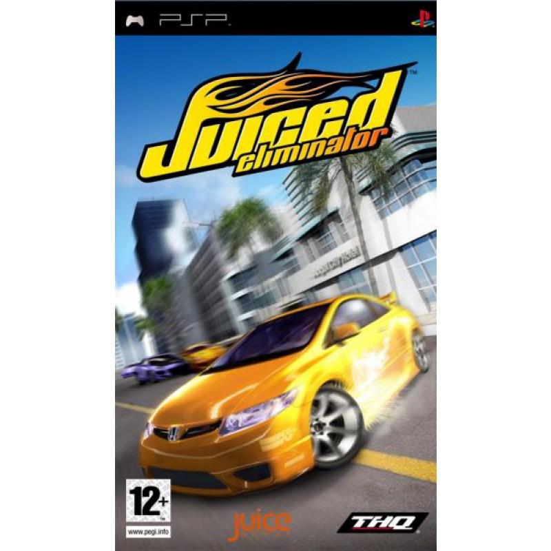 image du jeu Juiced Eliminator sur PSP