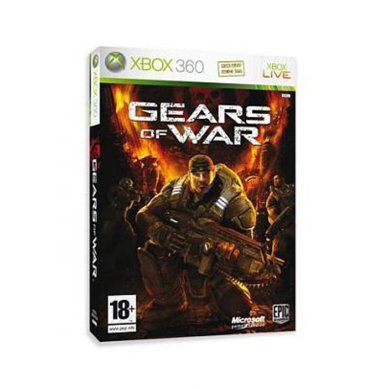 image du jeu Gears Of War sur XBOX 360