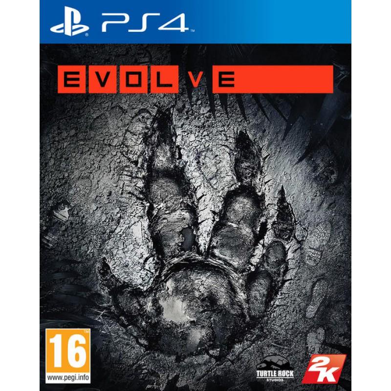 image du jeu Evolve sur PS4