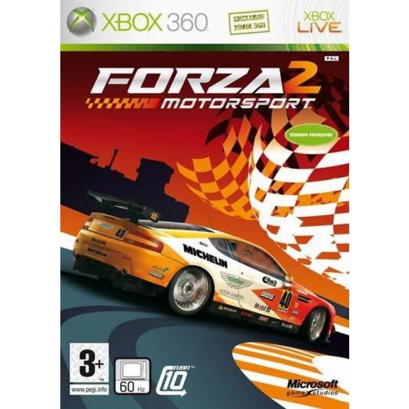 image du jeu Forza Motorsport 2 sur XBOX 360