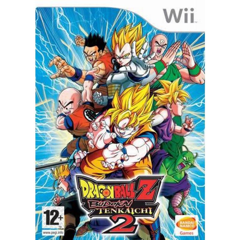 image du jeu Dragon Ball Z, Budokai Tenkaichi 2 sur WII