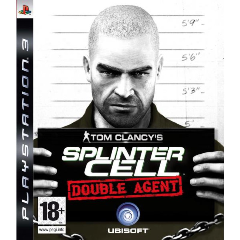 image du jeu Tom Clancy's Splinter Cell, Double Agent sur PS3