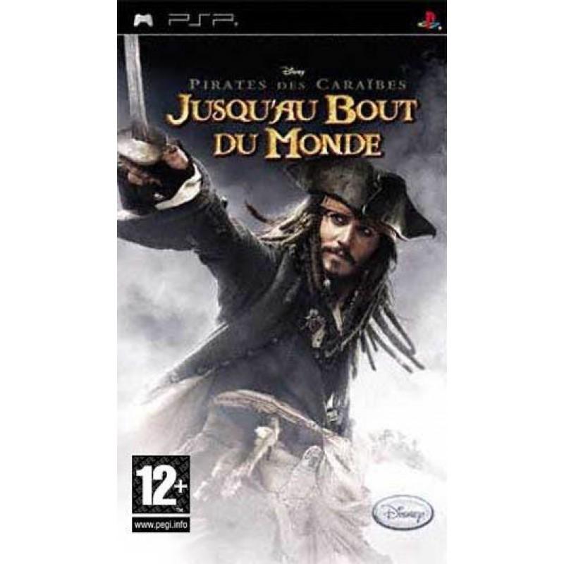 image du jeu Pirates Des Caraibes, Jusqu'au Bout Du Monde sur PSP
