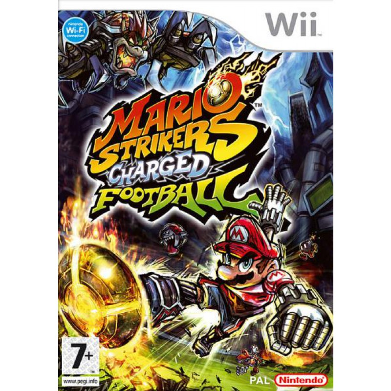 image du jeu Mario Strikers, Charged Football sur WII