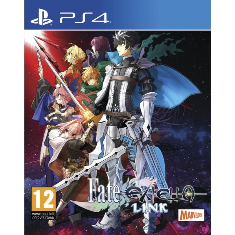 image du jeu Fate Extella Link sur PS4