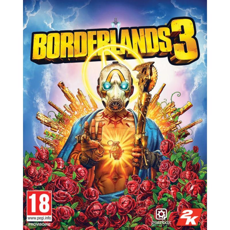 image du jeu Borderlands 3 sur PC