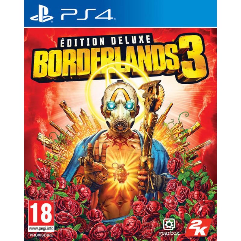 image du jeu Borderlands 3 Deluxe sur PS4