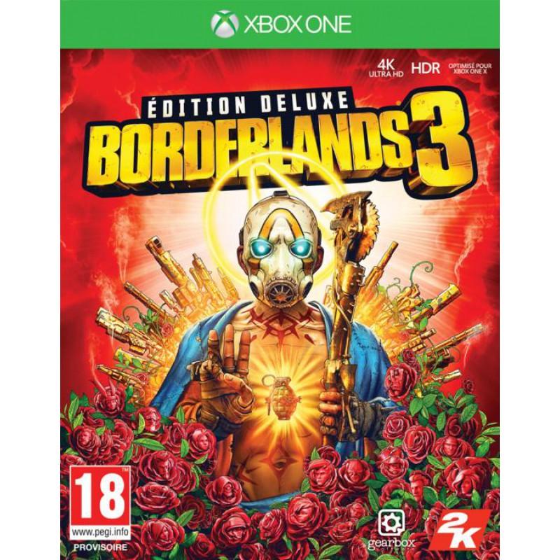 image du jeu Borderlands 3 Deluxe (exclusivité Micromania) sur XBOX ONE