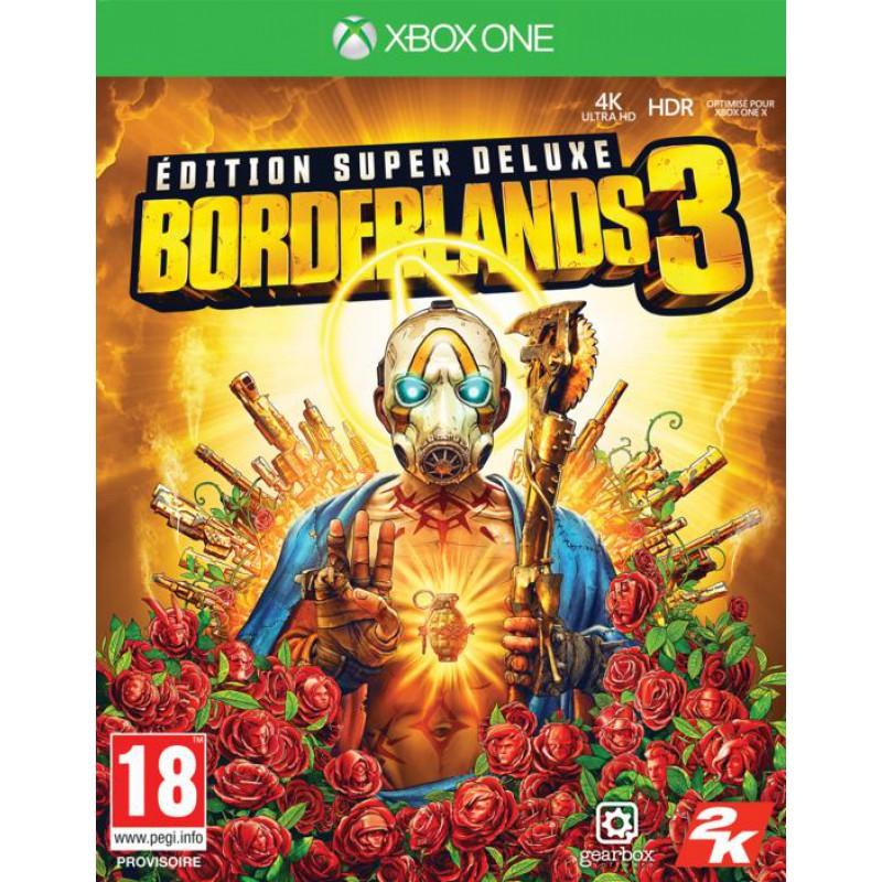 image du jeu Borderlands 3 Super Deluxe sur XBOX ONE