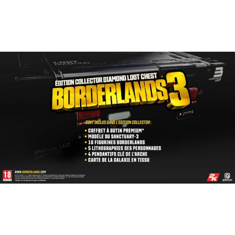 image du jeu Coffret Collector Borderlands 3 (Jeu non inclus) sur AUTRES