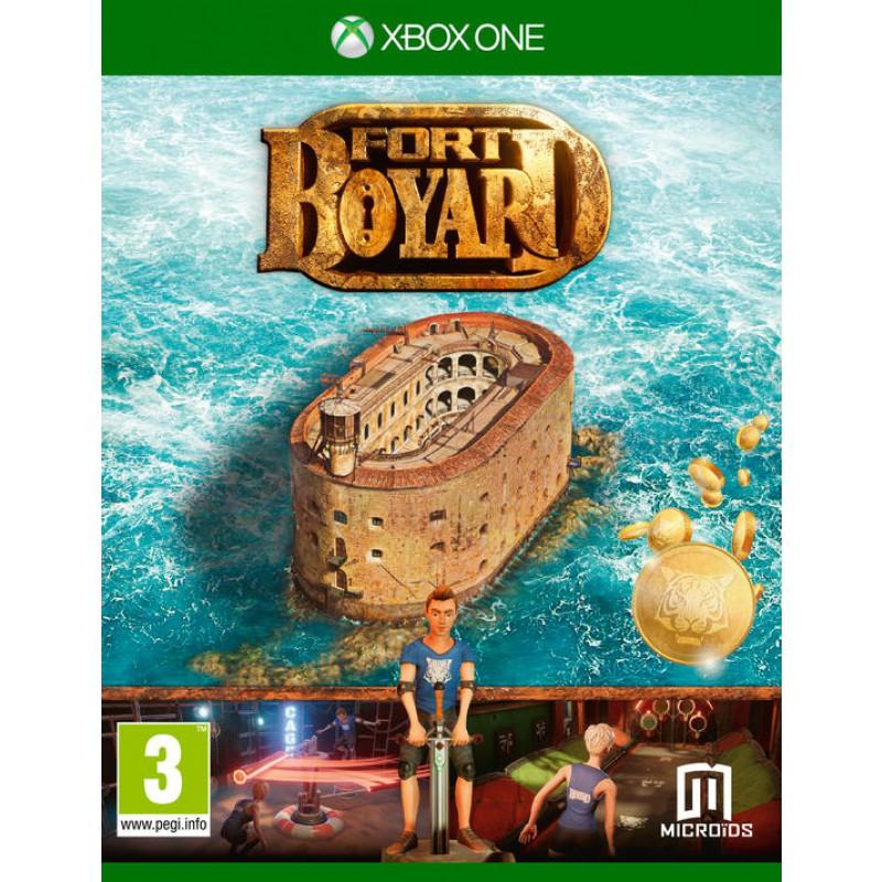 image du jeu Fort Boyard sur XBOX ONE