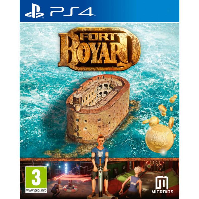 image du jeu Fort Boyard sur PS4