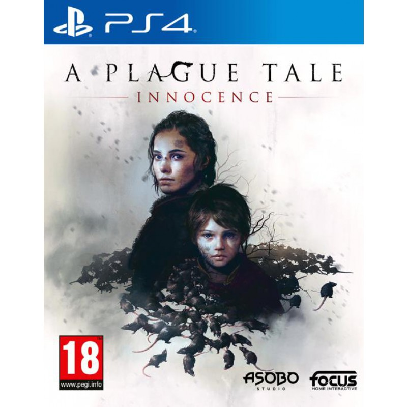 image du jeu A Plague Tale Innocence sur PS4