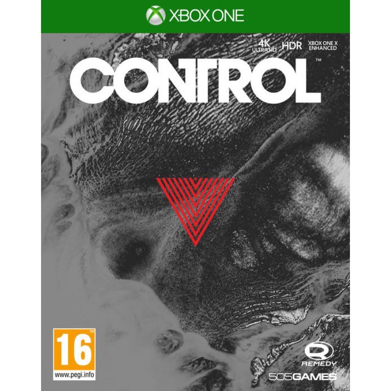 image du jeu Control Deluxe Edition sur XBOX ONE