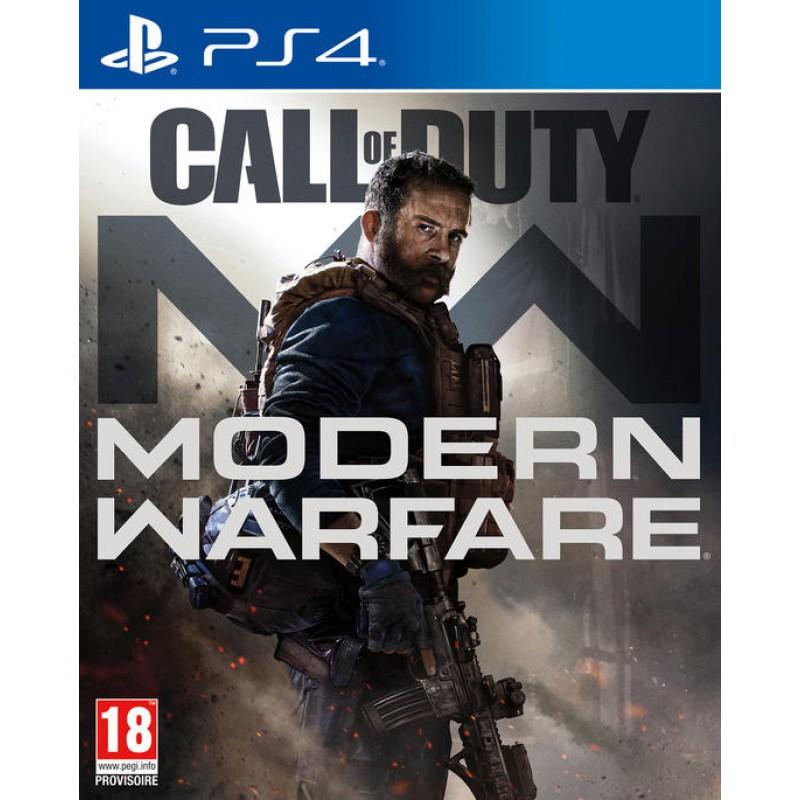 image du jeu CALL OF DUTY : Modern Warfare sur PS4