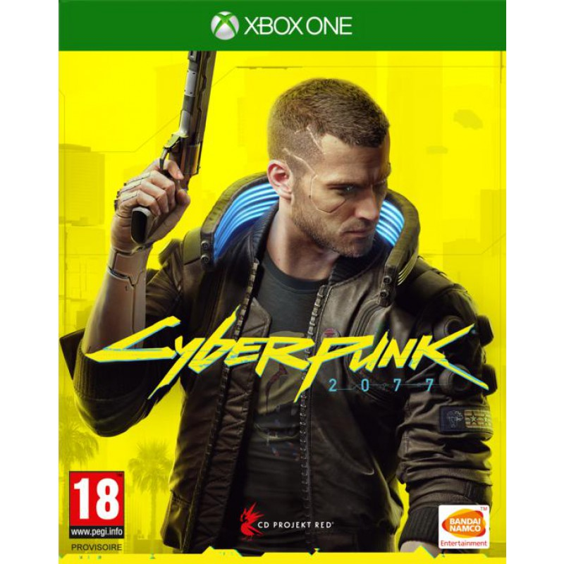 Cyberpunk 2077 Edition D1 XBOX ONE