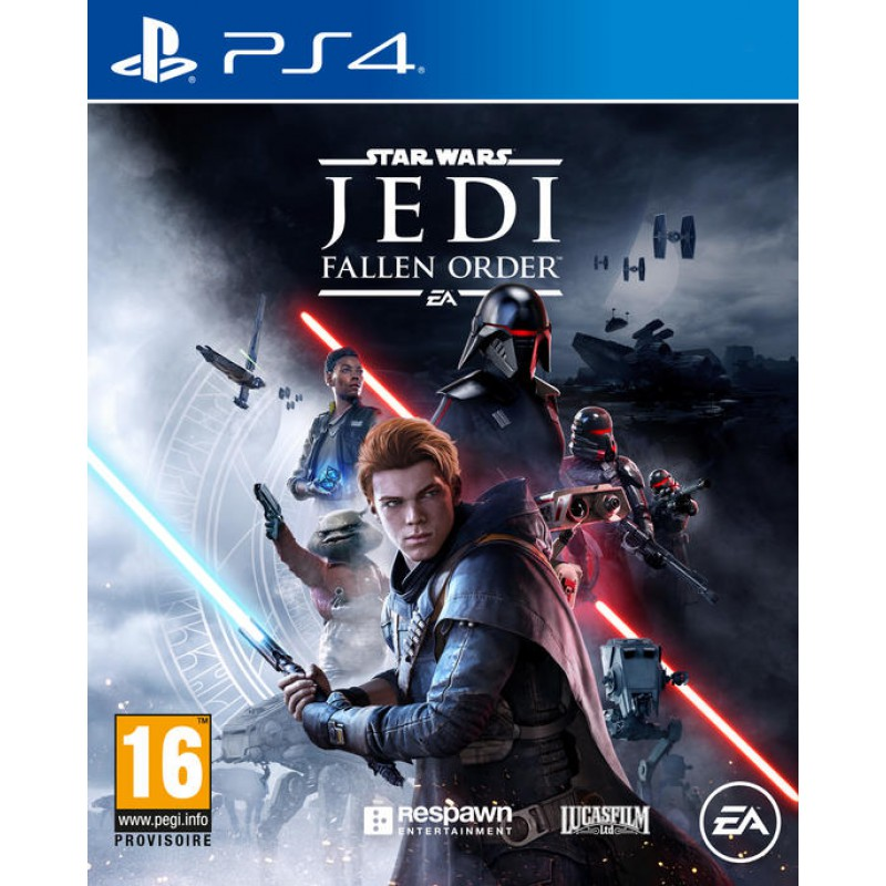 image du jeu Star Wars Jedi : Fallen Order sur PS4