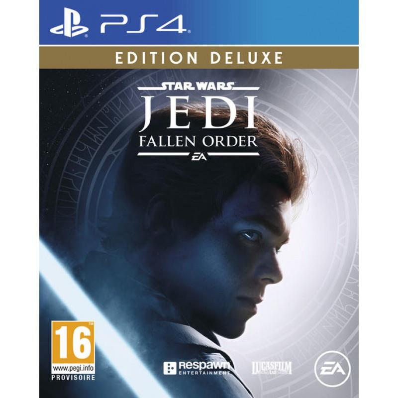 image du jeu Star Wars Jedi : Fallen Order Edition Deluxe sur PS4